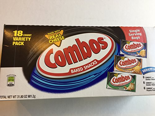 Combos Baked Cheese Variety Pack
