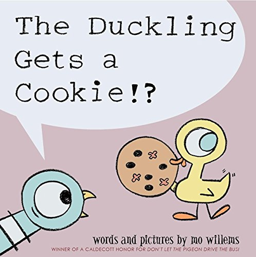 The Duckling Gets a Cookie!?: 1