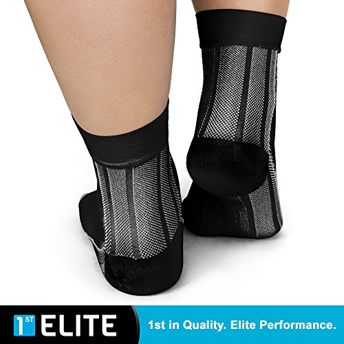 898f24a375 1st Elite X-Sleeves- Compression Socks Men Women - Highest - Import It All