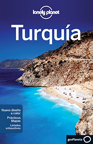 NULL Turquia (Country Guide) (Spanish Edition)