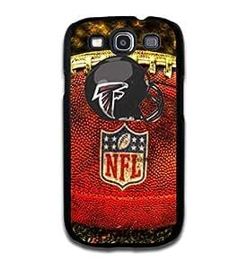 SMMNKOL? Custom Design The NFL Team Atlanta Falcons Case Cover for Samsung galaxy S3