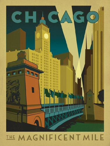 Anderson Design Group: Chicago: Magnificent Mile - On The Stores Mile Magnificent
