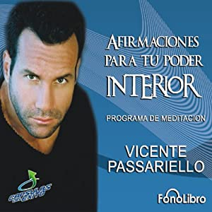 Afirmaciones para tu poder interior [Affirmations for Your Inner Power] Hörbuch