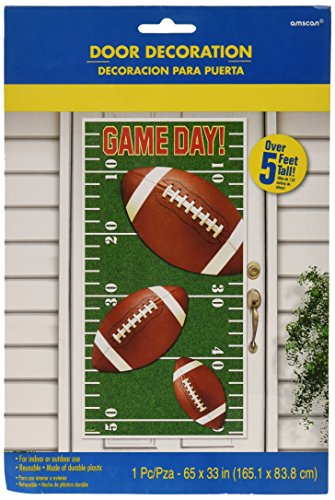 Amscan Game Day Vertical Door Party Decoration]()