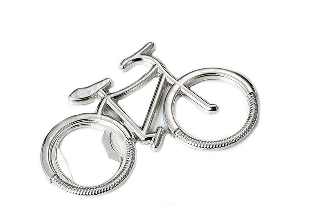 JOJOmay - Llavero con Forma de Bicicleta para abrebotellas de ...