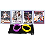 Lebron James (4) Assorted Basketball Cards Bundle - Cleveland Cavaliers Trading Cards - MVP # 23