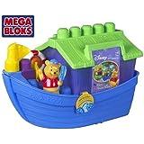 """Mega Bloks - 1145 - Jeu de construction - Le Bateau de Winnie - """" Pooh House Boat"""""""