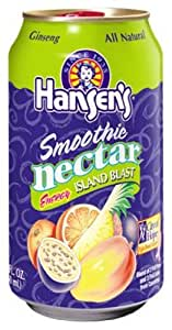 Hansen Beverage Island Blast Smoothie, 11.5-Ounce Cans (Pack of 24)