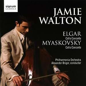 Elgar / Myaskovsky: Cello Concertos