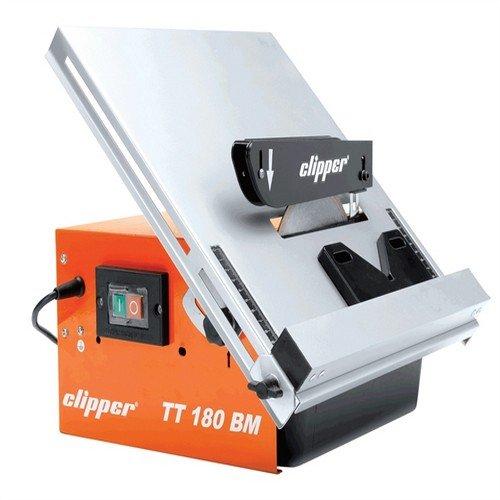 CLIPPER Fliesenschneidemaschine TT180 BM incl. Transportkoffer