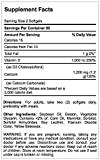 Puritan's Pride Absorbable Calcium 1200 mg with