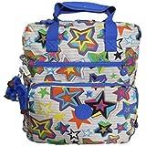 "Kipling AUDRIE PRT BABY DIAPER Tote Bag Backpack - MYSTIC SUNSET PRINT, 14.25"" x 15.25"" x 8.5"" (BP3898-871 )"