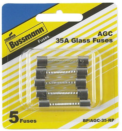 Agc fuse strip