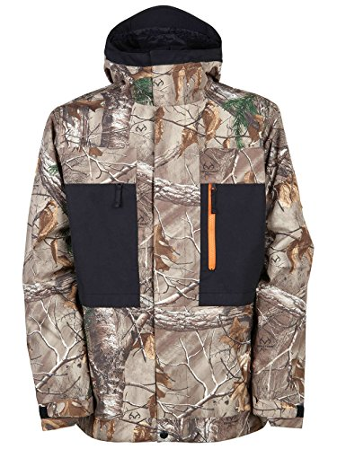 686 Men's Authentic Smarty Form: Snowboarding Jacket (Realtree Xtra Camo, Medium) (Mens 686 Smarty Form Jacket)