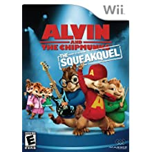 Alvin and the Chipmunks: The Squeakquel - Nintendo Wii
