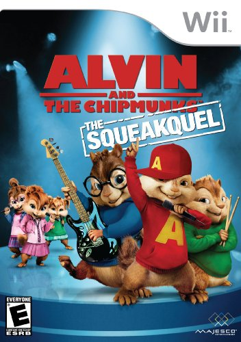 Alvin and the Chipmunks: The Squeakquel - Nintendo