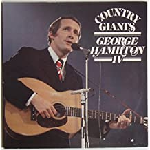 "George Hamilton IV / Billie Jo Spears - Country Giants - 12"" LP Double - Reader's Digest RDS 10103/10104 - French Press"