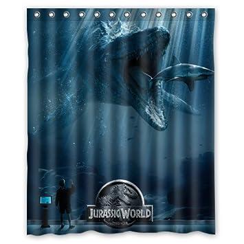 Amazon.com: Jurassic World Crocodile Custom Personalized ...