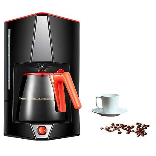 SLONG Cafetera, 12-15 Taza máquina de café Goteo, programable ...