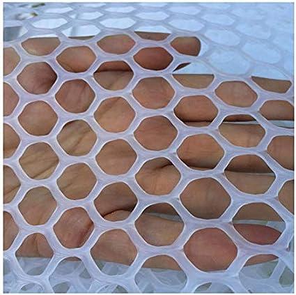 XXN Red de Cría de Valla de Plástico,Alambre Hexagonal Pollo Pato ...