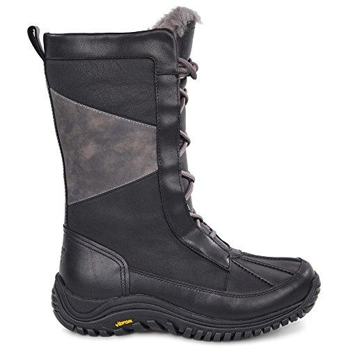 UGG Women's Mixon Black Boot 7 B (M) 8uvUbfdnow