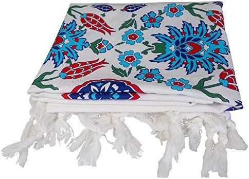 EBSEM Manta de algodón turco y bambú para bañera, playa, spa ...