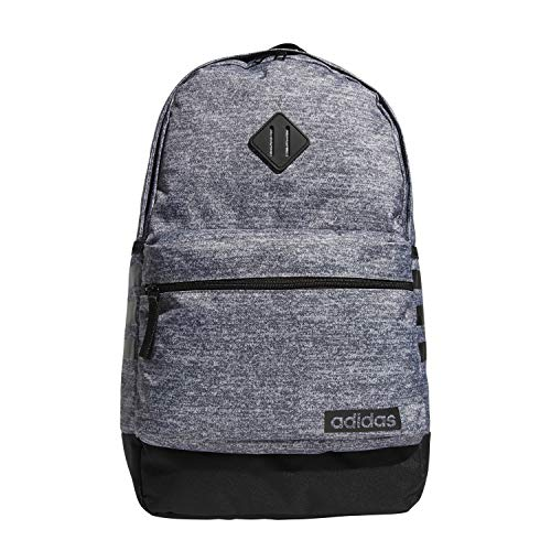 (Adidas Classic 3S Backpack, Onix Jersey/Black, One Size )