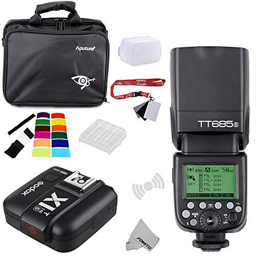Fomito Godox TT685S TTL 2.4GHz Wireless Master /External ...