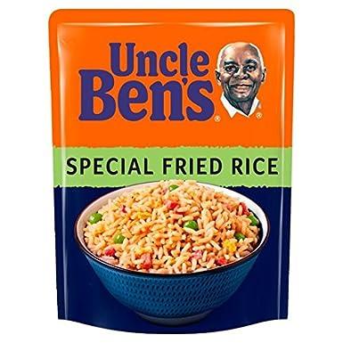 250g Uncle Bens Microondas arroz frito especial: Amazon.es ...
