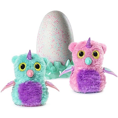 Hatchimals Glittering Garden   Exclusive Twinkling Owlicorn