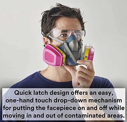 3m mask 6502 ql