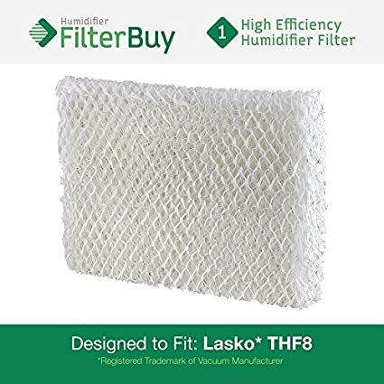 Thf8 Lasko Humidifier Wick Filter Fits Lasko Natural Cascade Humidifier Model S 1128 1129 9930 Designed By Afb In The Usa Amazon In Home Kitchen