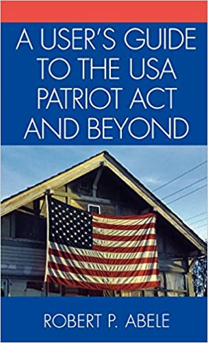 Libri che scaricano link A User's Guide to the USA PATRIOT Act and Beyond 0761830588 DJVU