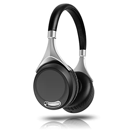 a15aec55366 Photive X-One Touch Wireless Bluetooth 4.0 Headphones. Noise Isolating Bluetooth  Headphones with Touch