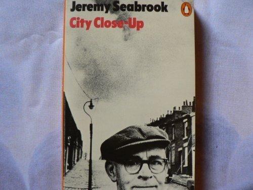 City Close-up (Blackburn) by Jeremy Seabrook (1973-11-29)