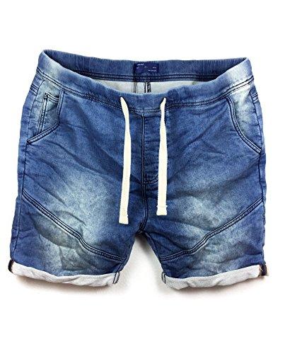 Zara Men Plush denim bermuda shorts 5971/415 (Small)