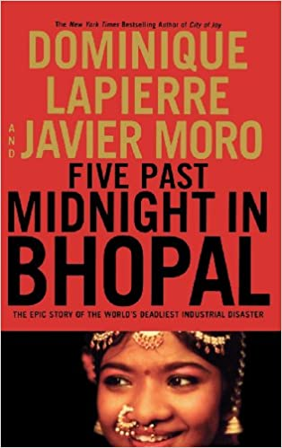 Read online Five Past Midnight in Bhopal: The Epic Story of the World's Deadliest Industrial Disaster PDF, azw (Kindle), ePub, doc, mobi