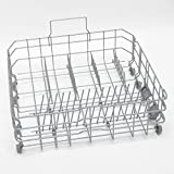 Bosch 00248823 Dishwasher Dishrack Assembly, Lower Genuine Original Equipment Manufacturer (OEM) part for Bosch