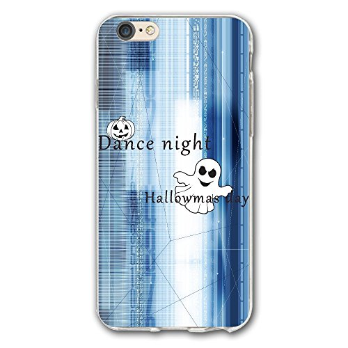 Have A Dance With Pumpkin And Ghost Hallowmas DayPhone Case For Iphone 6 PLUS/6S PLUS(5.5inch)design Pic Phone (Halloween Joke Pics)