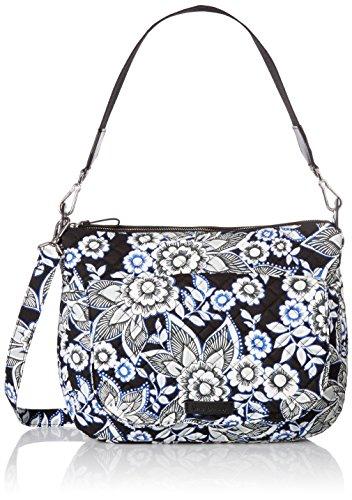 Vera Bradley Carson Shoulder Bag, Snow Lotus