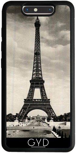 Funda Silicona para ZTE Blade V8 - Torre Eiffel De La Vendimia by Christine aka stine1