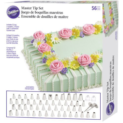 Wilton 2104-7778 Master Tip Set