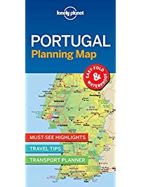 Amazoncom Portugal Europe Books Lisbon More - Portugal map lonely planet