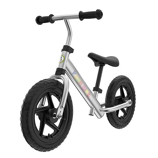 WHTBOX Bicicleta de Equilibrio para NiñOs/Bicicletas Sin Pedales ...