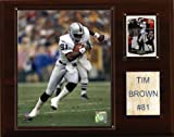 NFL Tim Brown Oakland Raiders Player Plaque