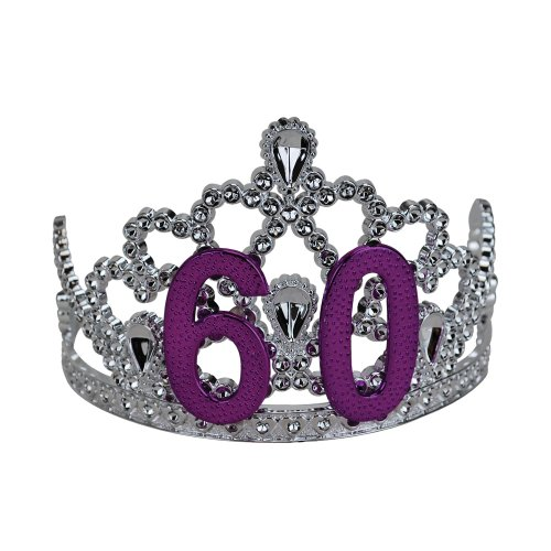 BigMouth-Inc-60th-Birthday-Silver-Tiara