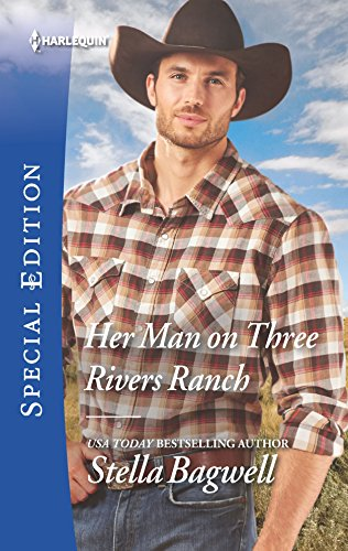 B.O.O.K Her Man on Three Rivers Ranch (Men of the West Book 2612)<br />[P.P.T]