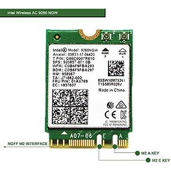 Amazon.com: Killer Wireless-AC 1550 WiFi Module - Dual Band ...