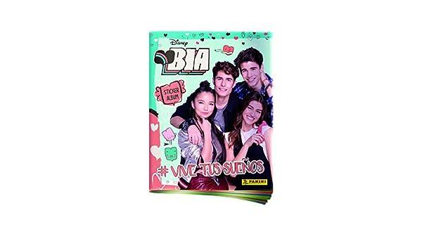 Panini /Álbum Bia Disney 003771AE