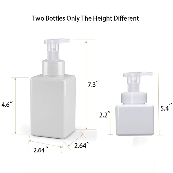 Amazon.com: Cosywell Dispensadores de jabón espumoso 15.2 fl ...